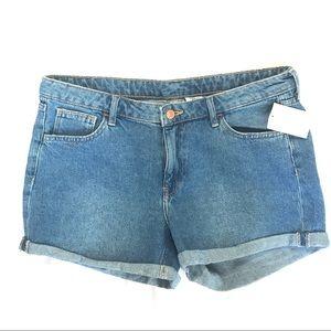 NEW H&M shorts sz 12 NWT